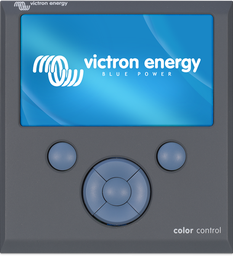 Interfaz Victron Color Control GX